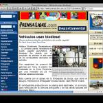 Prensa Libre cubre el Proyecto Biodiésel Antigua